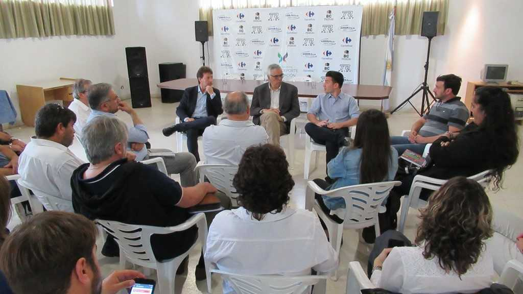 El Centro de Monitoreo del Municipio participó del encuentro zonal